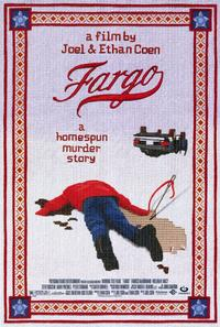 Fargo - 11 x 17 Movie Poster - Style A - Museum Wrapped Canvas
