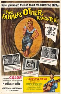 Farmer's Other Daughter - 11 x 17 Movie Poster - Style A