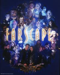 Farscape - 8 x 10 Color Photo #5