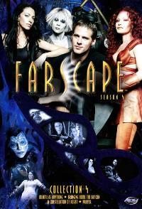 Farscape - 11 x 17 Movie Poster - Style C
