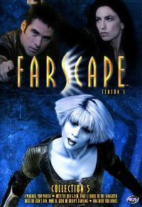 Farscape - 11 x 17 Movie Poster - Style F