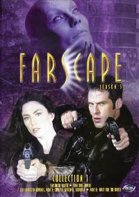 Farscape - 11 x 17 Movie Poster - Style H