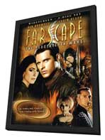 Farscape: The Peacekeeper Wars - 27 x 40 Movie Poster - Style A - in Deluxe Wood Frame