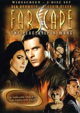 Farscape: The Peacekeeper Wars - 11 x 17 Movie Poster - Style A