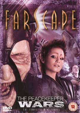 Farscape: The Peacekeeper Wars - 27 x 40 Movie Poster - UK Style A