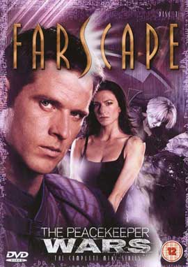 Farscape: The Peacekeeper Wars - 11 x 17 Movie Poster - UK Style B