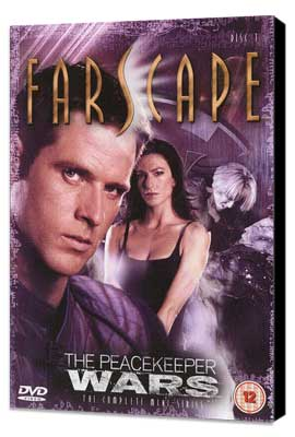 Farscape: The Peacekeeper Wars - 27 x 40 Movie Poster - UK Style B - Museum Wrapped Canvas