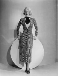 Fashions of 1934 - 8 x 10 B&W Photo #1