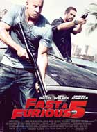 Fast Five - 43 x 62 Movie Poster - French Style A