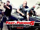 Fast Five - 27 x 40 Movie Poster - UK Style B