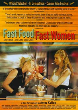 Fast Food Fast Women - 11 x 17 Movie Poster - Style A