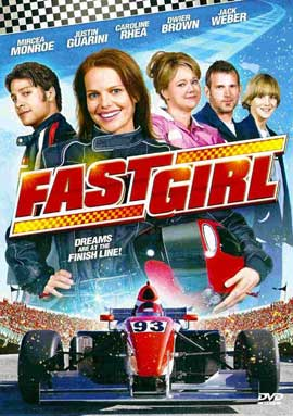 Fast Girl - 27 x 40 Movie Poster - Style A