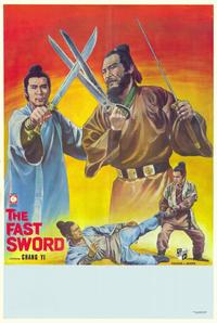 Fast Sword - 11 x 17 Movie Poster - Style A