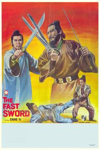 Fast Sword - 27 x 40 Movie Poster - Style A