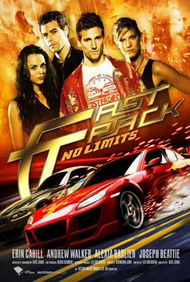 Fast Track: No Limits - 27 x 40 Movie Poster - Style A