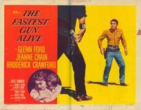 Fastest Gun Alive - 22 x 28 Movie Poster - Half Sheet Style A