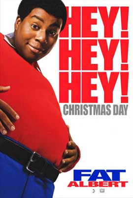 Fat Albert - 27 x 40 Movie Poster - Style A