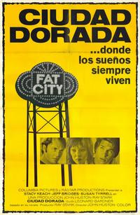 Fat City - 11 x 17 Movie Poster - Spanish Style A