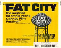 Fat City - 11 x 14 Movie Poster - Style A