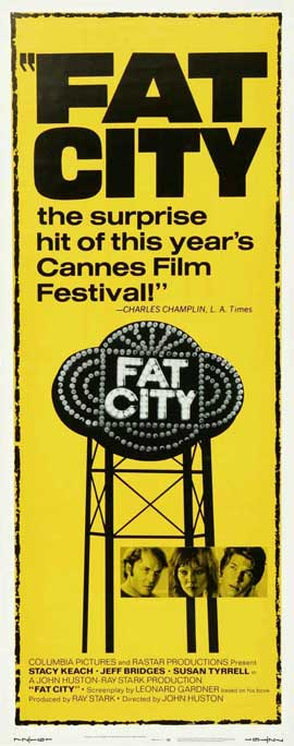 Fat City - 14 x 36 Movie Poster - Insert Style A