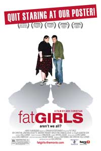 Fat Girls - 43 x 62 Movie Poster - Bus Shelter Style A