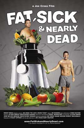 Fat, Sick & Nearly Dead - 43 x 62 Movie Poster - Bus Shelter Style A