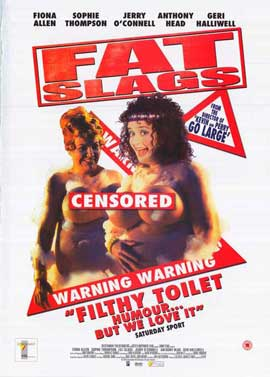 Fat Slags - 11 x 17 Movie Poster - Style A