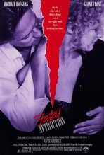 Fatal Attraction - 11 x 17 Movie Poster - Style A