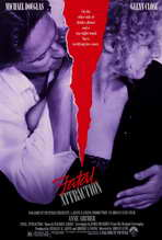 Fatal Attraction - 27 x 40 Movie Poster - Style A