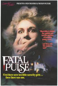 Fatal Pulse - 27 x 40 Movie Poster - Style A