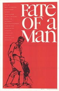 Fate of a Man - 11 x 17 Movie Poster - Style A