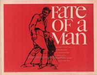 Fate of a Man - 22 x 28 Movie Poster - Half Sheet Style A