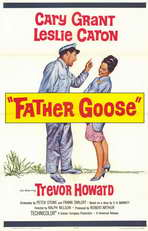 Father Goose - 11 x 17 Movie Poster - Style A