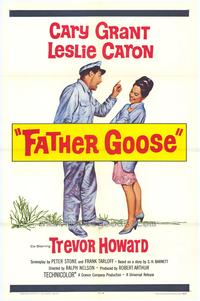 Father Goose - 43 x 62 Movie Poster - Bus Shelter Style A