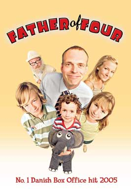 Father of Four: Home Field Advantage - 11 x 17 Movie Poster - Style D
