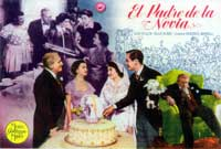 Father of the Bride - 11 x 17 Movie Poster - Spanish Style A