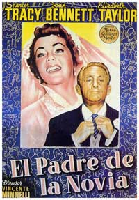 Father of the Bride - 11 x 17 Movie Poster - Spanish Style B