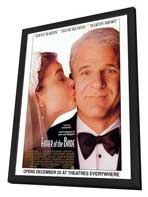 Father of the Bride - 27 x 40 Movie Poster - Style B - in Deluxe Wood Frame
