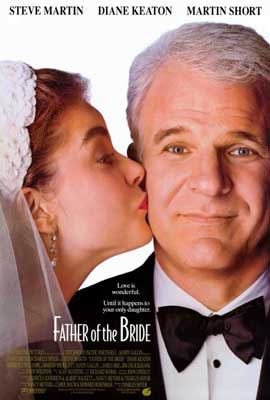 Father of the Bride - 27 x 40 Movie Poster - Style A