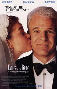 Father of the Bride - 11 x 17 Movie Poster - Style A - Museum Wrapped Canvas