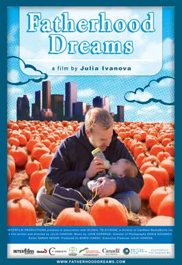 Fatherhood Dreams - 43 x 62 Movie Poster - Bus Shelter Style A
