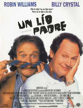 Father's Day - 43 x 62 Movie Poster - Spanish Style A