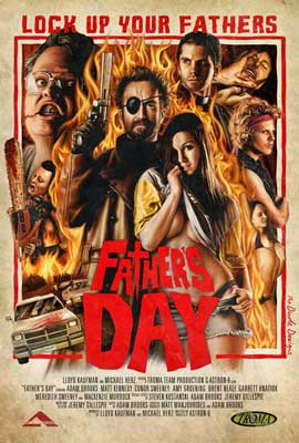 Father's Day - 11 x 17 Movie Poster - Style A