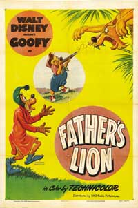 Father's Lion - 27 x 40 Movie Poster - Style A