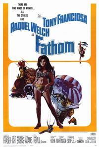 Fathom - 11 x 17 Movie Poster - Style A