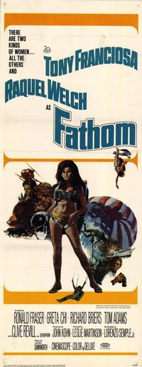Fathom - 14 x 36 Movie Poster - Insert Style A