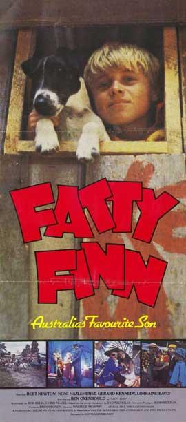 Fatty Finn - 11 x 17 Movie Poster - Australian Style A