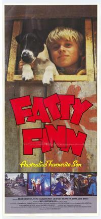 Fatty Finn - 27 x 40 Movie Poster - Australian Style A