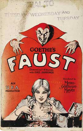 Faust - 11 x 17 Movie Poster - Style A
