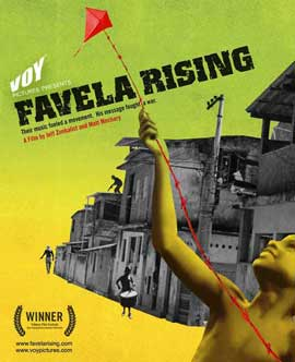 Favela Rising - 27 x 40 Movie Poster - Style A